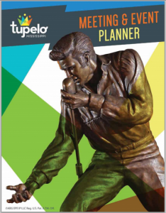 tupelo meeting and event planner cover