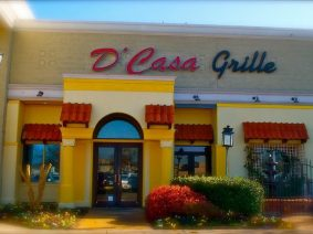 D'Casa Grille at the Mall