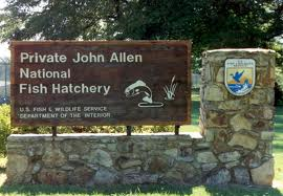 Private John Allen Natl Fish Hatchery